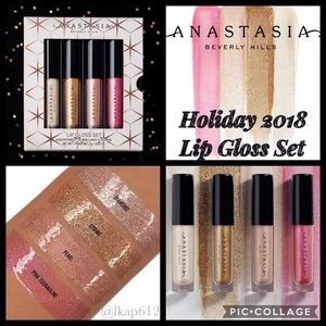 Anastasia Beverly Hills Holiday 2018 Lip Gloss Set